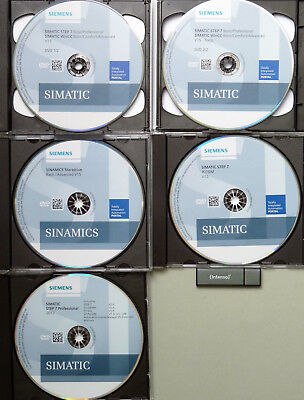 SIEMENS SIMATIC STEP 7 Professional v14 Combo, Safety Combo