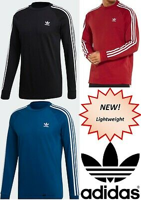 Adidas Men's Crew Neck Full Sleeve T-Shirt
