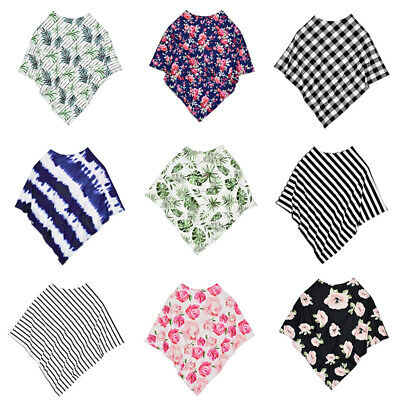 Wrap Breastfeeding cover Breathable Stroller Crib Seat Bed Maternity Pregnant