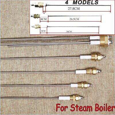 "1/2"" 3/8"" 1/4"" 1.31"" Water Level Probe Boiler Electrode Rod for Steam Boilers"