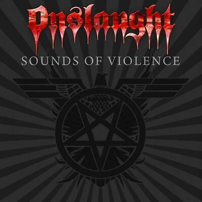 Onslaught - Sounds of Violence CD #61254