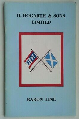 H. HOGARTH & SONS LIMITED (THE BARON LINE). BY McALISTER & GRAY.