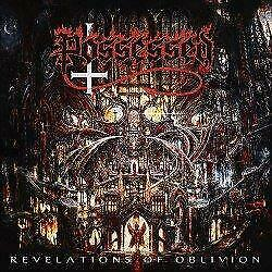 Possessed - Revelations Of Oblivion (CD ALBUM (1 DISC))