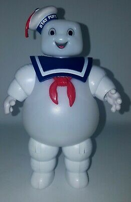 "Ghostbusters STAY PUFT MARSHMALLOW MAN Balloon Ghost 6"" inch Figure mattel 2016"