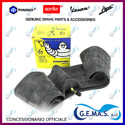 Camera d'aria MICHELIN Per Vespa 50 PK XL HP PX T5 Sprint Veloce 3.00-10 3.50-10