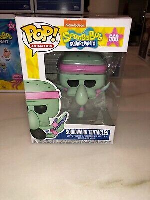 Funko Pop Animation #560 Squidward Tentacles Ballerina Spongebob Squarepants