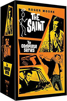The Saint: Complete Series Seasons 1-6 (DVD, 2015, 33-Disc Set) 1 2 3 4 5 6 Seal