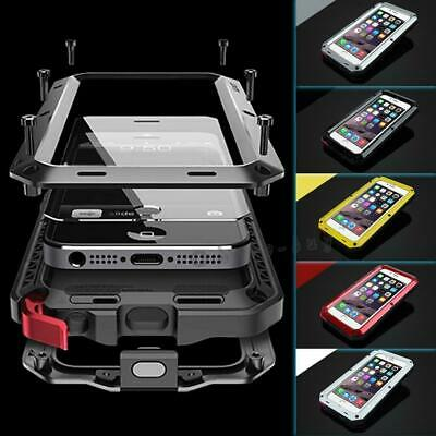 Heavy Duty Tough TANK Waterproof Armour Hard Case Cover for iPhone Xr Xs Max 8 7