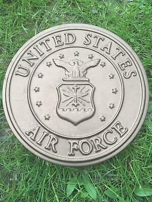 USMC MARINE CORPS Military stepping Stone Mold Concrete Cement ABS