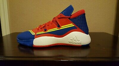 1904 adidas Marvel Pro Vision Capitan Men/'s Sneakers Sports Shoes EF2260