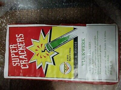 Firework Firecracker Label Foreign Market Super Cracker Brick Label