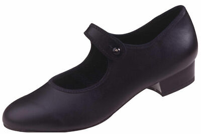 Freed of London Leather Bar Character Shoe (LBAR1) Childs 13.5 UK