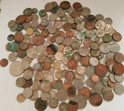 Job Lot of Old Mixed Coins