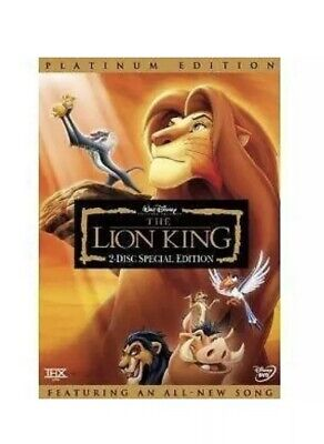 The Lion King (Blu-ray/DVD,Brand New-Disc Set, Include Diamond Edition