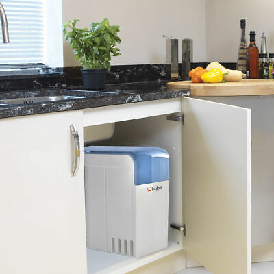 Compact Kube 1 Non-electric Water Softener Households Suitable Up To 2 Bathroom