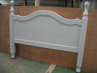 Shabby Chic Bed End Solid Wood Headboard King Size Bed Shabby Chic King Size Bed