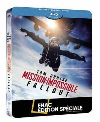 [Blu-ray] Mission : Impossible Fallout Steelbook - NEUF SOUS BLISTER