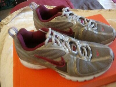 Nike Impact Groove Running Womens Shoes Multi-color Size Usa 8.5 Uk 8|eu 40 Athletic Shoes