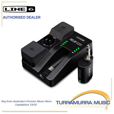 Line 6 Relay G10S Stompbox Instrument Wireless System