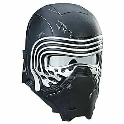 Star Wars: The Last Jedi Kylo Ren Electronic Voice Changing Mask