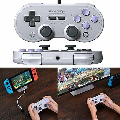 8Bitdo SN30 PRO USB Bluetooth Gamepad Controller for Nintendo Switch PC Android