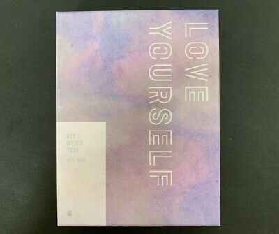 BTS-Love Yourself New York DVD