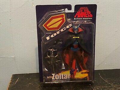 Diamond Select Battle Of The Planets G Force Figure Series 2 Disguise Zoltar New