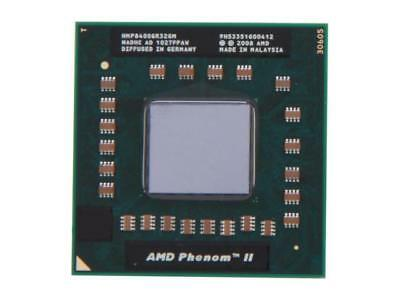 AMD Phenom II X3 P840 Laptop CPU Processor Triple Core S1 1.90GHz HMP840SGR32GM