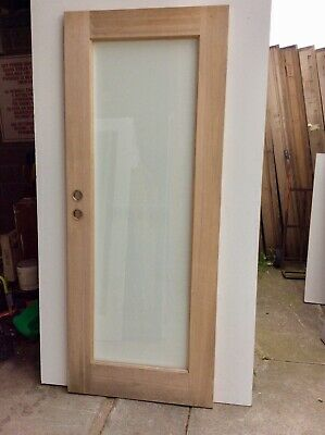 External Full Glass Door