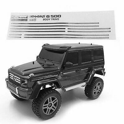 Car Body Trims Sticker Decal Decoration for CChand TRX-4 Mercedes G500 RC Model