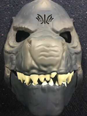 Godzilla King Of The Monsters Movie Premiere Electronic Mask+Sound/Lights Jakks