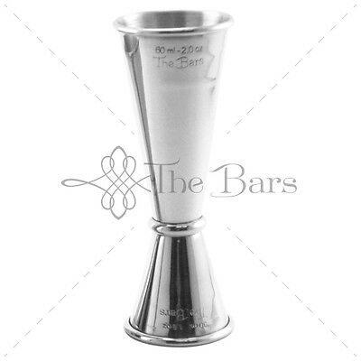 Jigger Measuring Stainless Barman 30ml-60ml J012