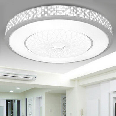 Bright Round Led Ceiling Down Light Panel Wall Kitchen