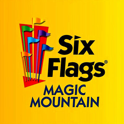Six Flags Magic Mountain La Tickets $45 A Promo Discount Tool