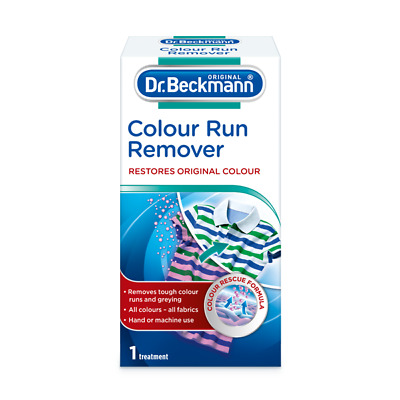 Colour Run Remover - Remove Unwanted Colour Stains Laundry By Dr Beckmann