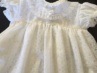 Vintage Baby's 1960's Harringtons Christenting Gown