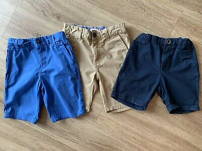 Boys Next And Zara Age 6 Bundle Of Shorts