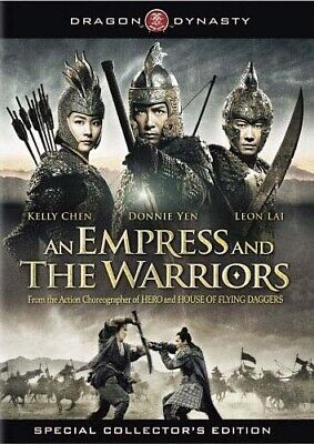 An Empress And The Warriors - Special Collector's Edition (Dragon Dynasty) (Dvd)