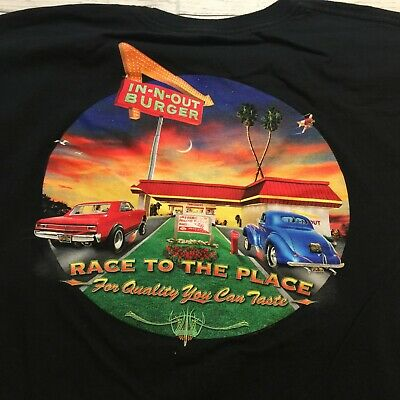 77c4025f0541 IN-N-OUT BURGER T Shirt - 50th Anniversary -XXL - New in Package ...