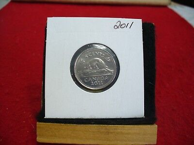 2011  Canada  1  Nickel 5 Cents  Coin  Proof Like Sealed  11   High  Grade