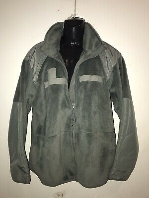 ECWCS Polartec Army Issue Green Fleece OCP GEN 3 Cold Weather Jacket SM//Long