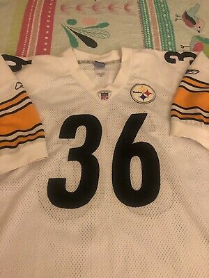 5e3d642f219 Authentic NFL Authentic Reebok Pittsburgh Steelers Jerome Bettis Jersey 60