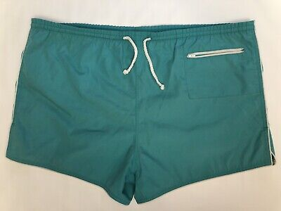 Vintage CATALINA CALIFORNIA USA Mens 40 Swim Short Surf Trunk Bathing Suit 70s