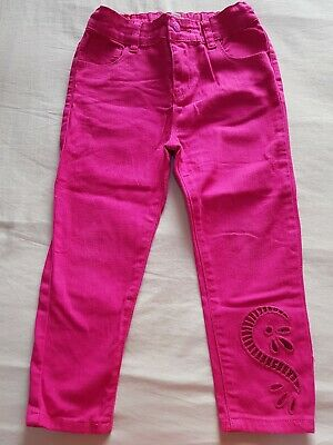 Girls Pumpkin Patch Hot Pink Jeans New Without Tags Size 9