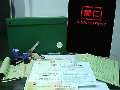 Hong Kong  COMPANY set up  register job and private secretary service one year