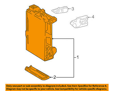 toyota oem 2018 tundra electrical fuse relay-junction block 827300c440