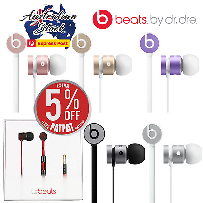 The Beats by Dr. Dre UrBeats 3rd Gen Earphones - In Box (6 Colours) EXPRESS