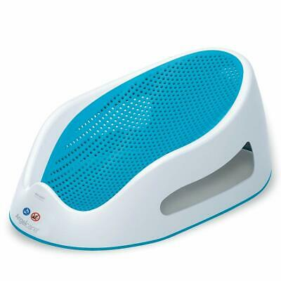 Baby Bath Support Seat Comfortable Safe Soft-Touch Water Level Indicator