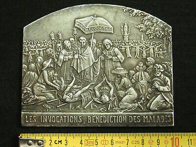 Bronze Medal By F.rasumny Agricultural Drawing Class French Art Deco