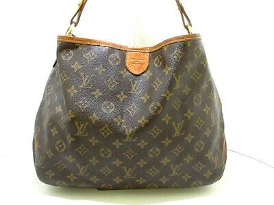 13f8b34887d AUTH LOUIS VUITTON Monogram Delightful PM Shoulder Bag M40352*FL5110 ...